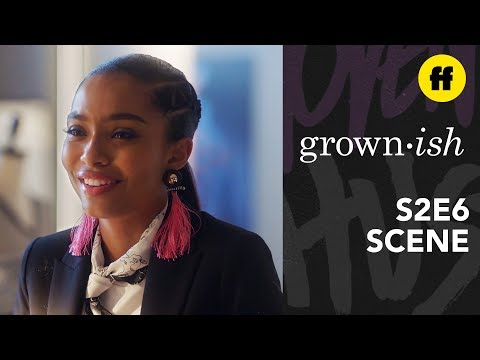 grown-ish Season 2, Episode 6 | Luca Is The Best Boyfriend | Freeform