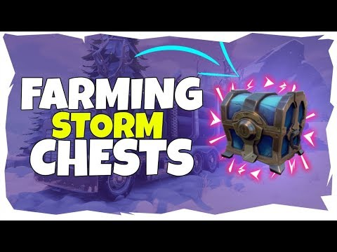 Farming Level 100 Storm Chests With SUBS! - Fortnite Save The World PVE