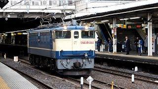 2019/03/07 【単機回送】 EF65-2070 大宮駅 | JR Freight: EF65-2070 at Omiya