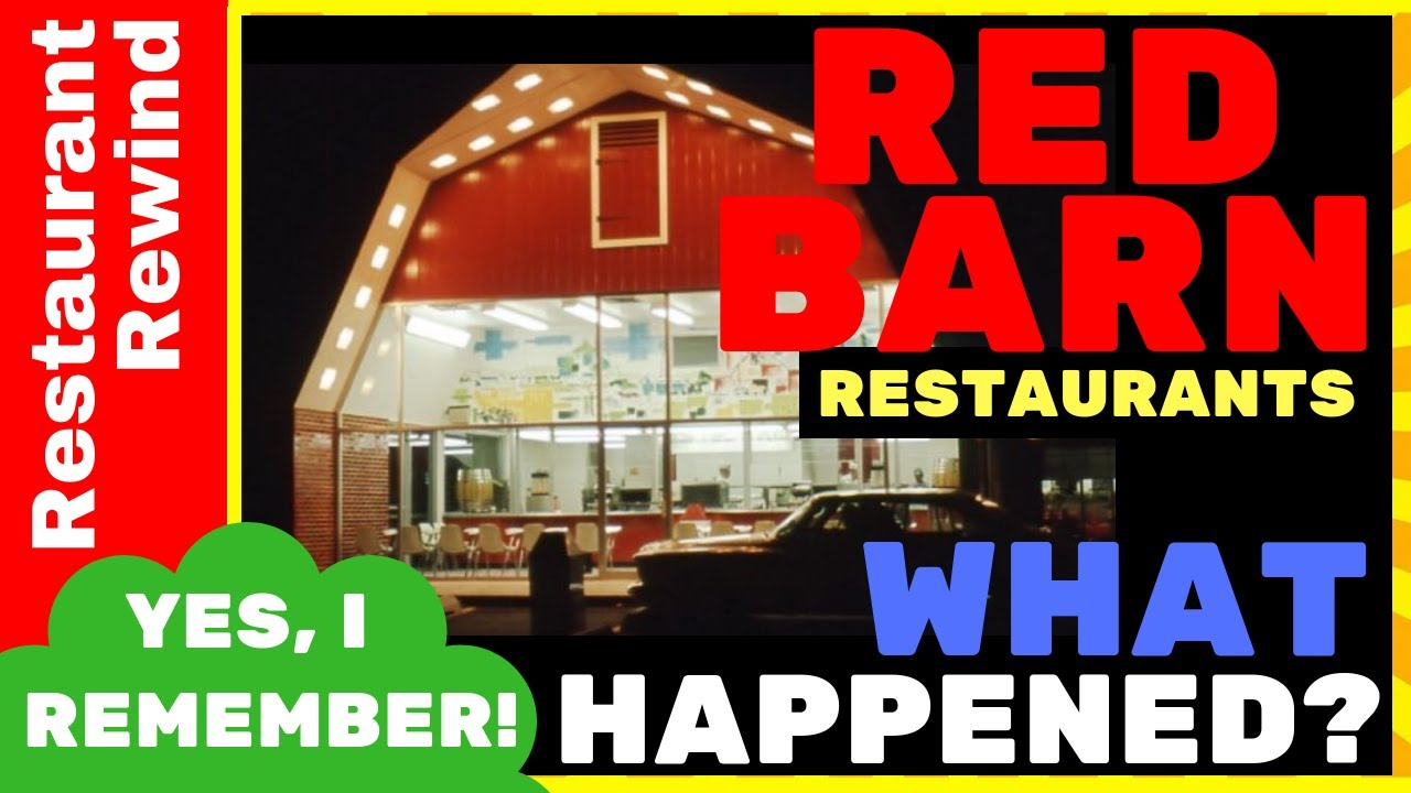 What Happened to Red Barn?