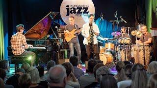Adrien Brandeis Quintet @Konsberg Jazz Festival 2019