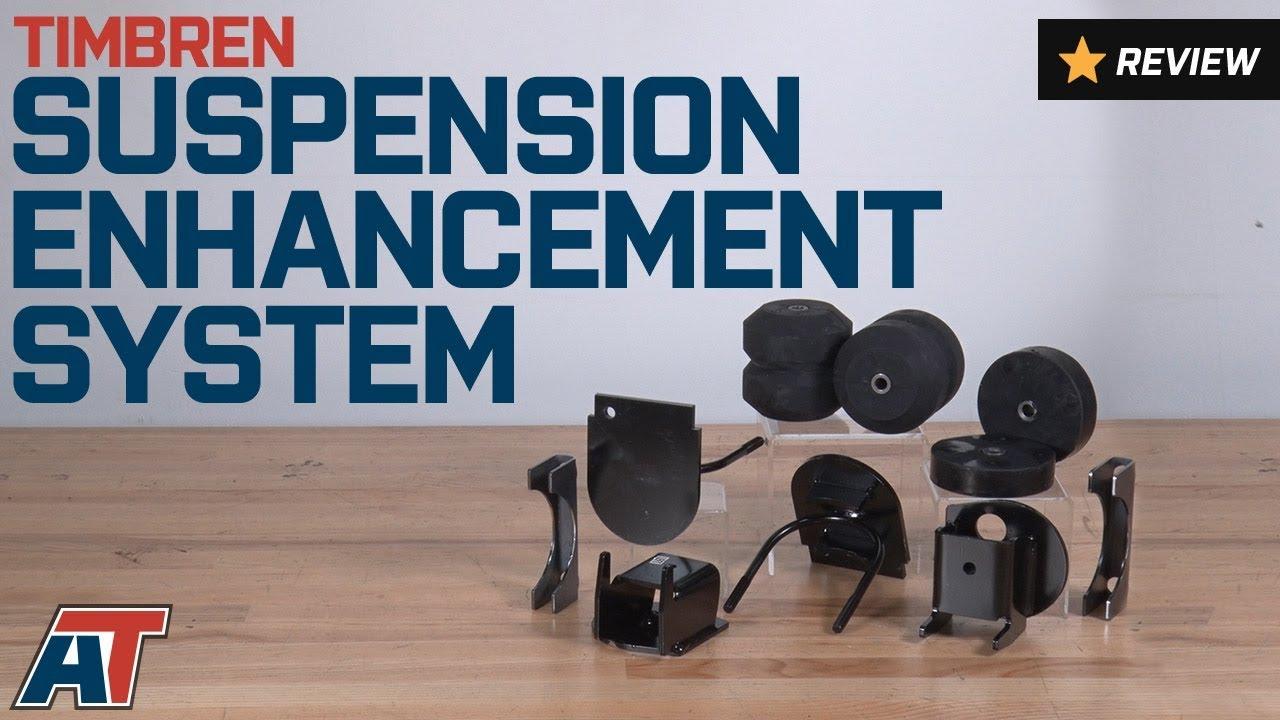 2015 2017 F150 Timbren Suspension Enhancement System