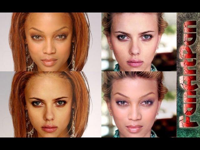 коррекция лица фотошоп онлайн с эффектами Обзоры и отзывы ...