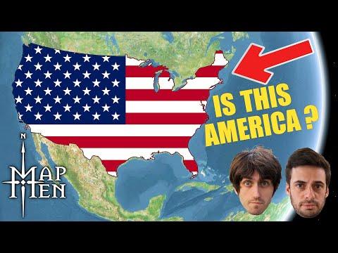 Where is America?