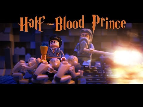 LEGO Harry Potter and the HalfBlood Prince in 5 Minutes