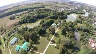 видео Лермонтовский музей-заповедник «Тарханы»