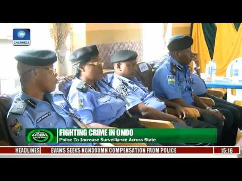 Ondo Police To Increase Surveillance Across State In Fighting Crime