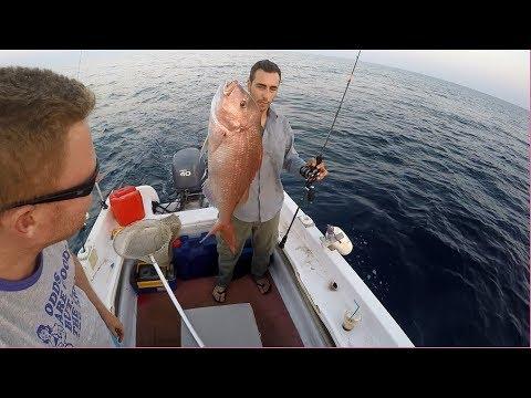 Ψάρεμα Με Σιλικόνη Για Κόκκινα και Μαύρα Ψάρια