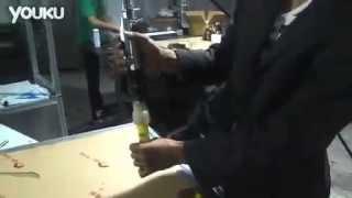 Пневматический ручной укупор