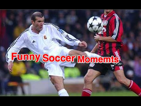 Top Funny Moments In Football 2016  Funny Moments In Soccer