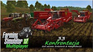 "Farming Simulator 17 - #33 ""Konfrontacja"""