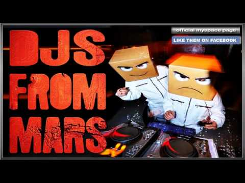 Rihanna vs. UB 40 - Kingston Rude Boy (Djs From Mars Club Remix)