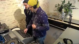 Worldwide FM Berlin: Alex Barck with Daniel Haaksman
