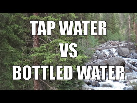 Tap Water vs Bottled Water Cost and Safety Concerns