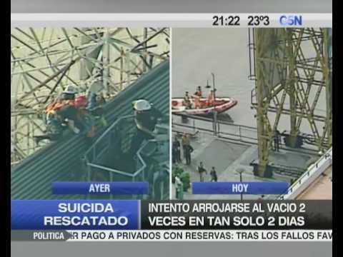C5N OTRA VEZ SE QUISO SUICIDAR Travel Video