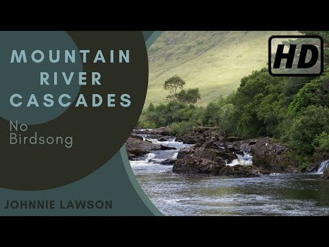 1 hr. Nature Sounds-Relaxing Sound of Water Without Birds Singing-Relaxation-Sleep  Well