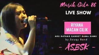 Riyana MaCil MG 86 - Aku Sayang Banget Sama Kamu | Live Show Hut Kostrad ke 57 Yonif 411 Salatiga