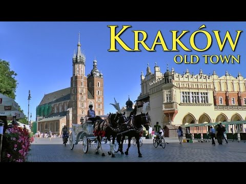 KRAKOW's finest video. Sit back, relax, and enjoy quality views and music. HD Kraków wideo.