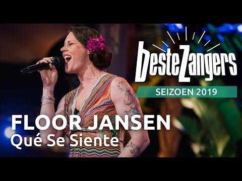 Floor Jansen - Que� Se Siente | Beste Zangers 2019
