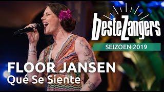Floor Jansen - Qué Se Siente   Beste Zangers 2019