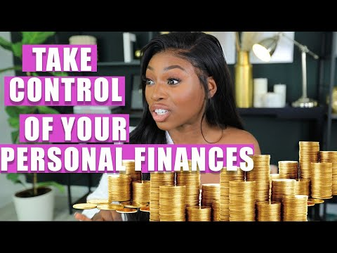 7 STEPS TO GET YOUR PERSONAL FINANCES RIGHT!
