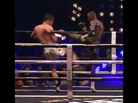 Muay Thai : Bobo SACKO vs Rafi BOHIC