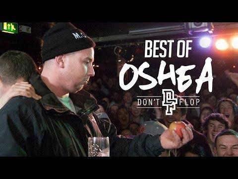 BEST OF OSHEA | Don't Flop Rap Battles