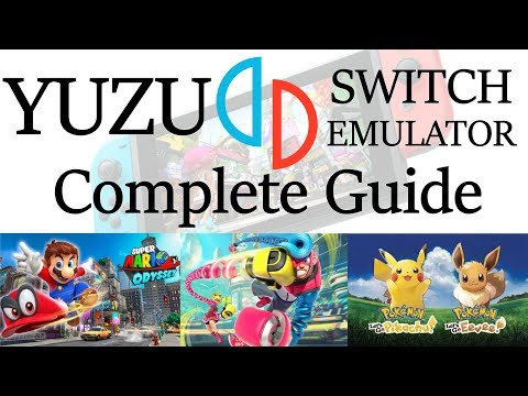Complete Yuzu Setup Guide Easily Install The Nintendo Switch