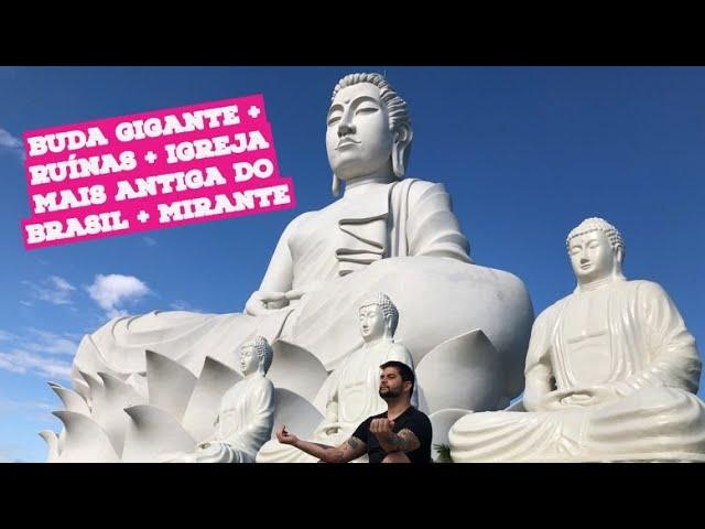 O QUE TEM PRA FAZER NO ESPÍRITO SANTO | buda gigante, ruína de queimados, Morro do Moreno e mt mais
