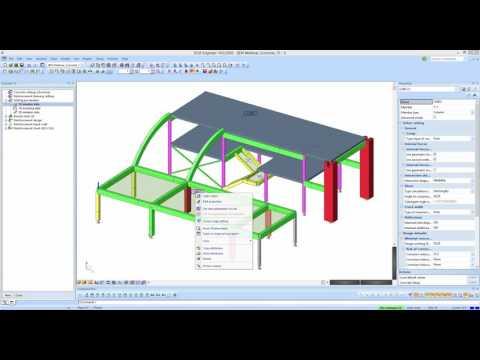 [EN] Transparant Concrete Design in SCIA Engineer 16