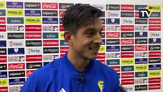 Marcos Mauro tras Córdoba-Cádiz (18-11-18)