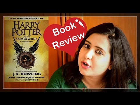 Book Review - Harry Potter and the Cursed Child (Genre - Fantasy)