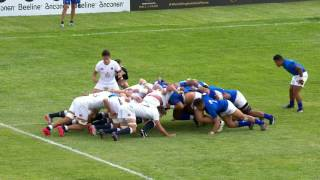 Highlights! England v Samoa, match day 1 of the World Rugby U20s