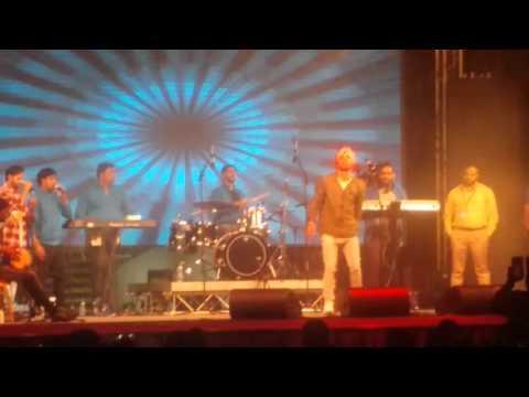 Haye ni tra happy birthday ni by diljit dosanjh first live concert in dubai