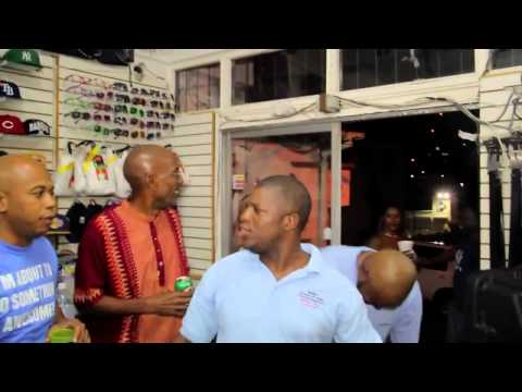 Made in Grenada Celebrities - The Salty Pig Tail