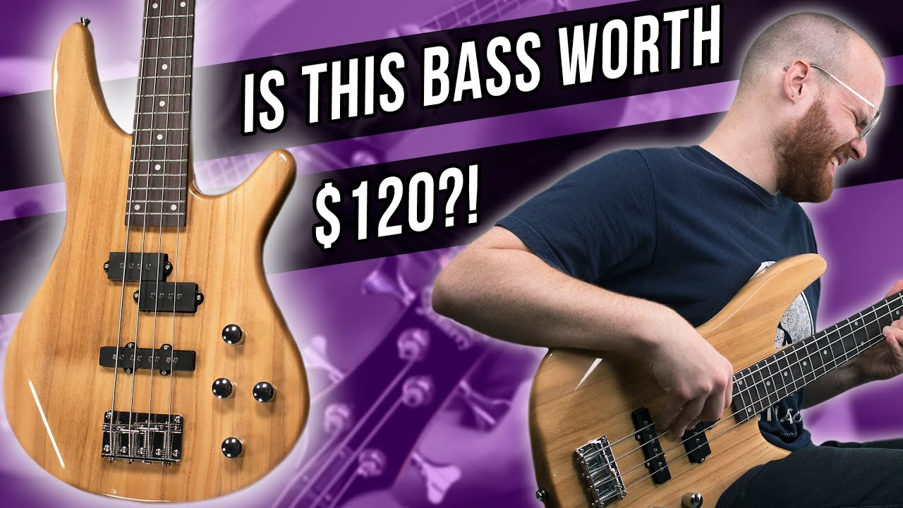 How Good Is This $120 Bass??? - Glarry GIB [Demo]