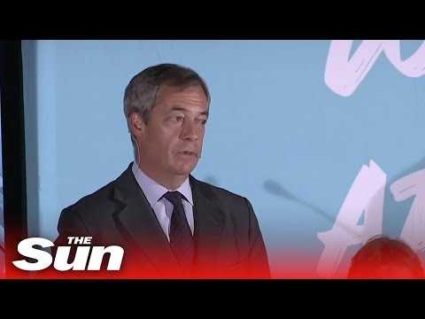 Farage: 'We are DISGUSTED by MPs in Westminster'