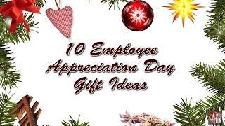 10 Employee Appreciation Day Gift Ideas