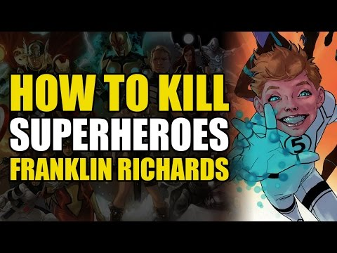 How To Un-Alive Franklin Richards (How To Un-Alive Superheroes)