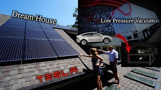 When a Tesla Runs Dry & an Environmental Dream House!