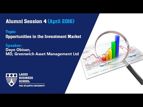 Opportunities in the Investment Market
