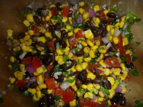 Black Bean And Corn Salsa Recipe- Become Your Own Favorite Chef With Amy Westerman
