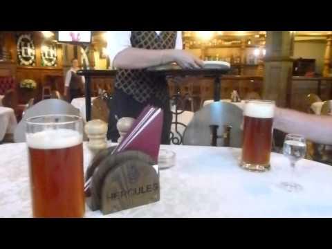 Пивной ресторан Hercules в Калининграде