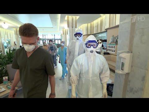 Частные клиники столицы подключаются к приему по ОМС людей с подозрением на коронавирус.