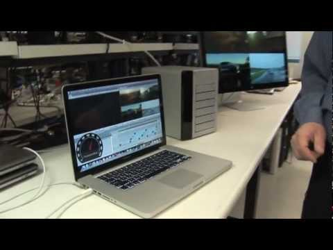 What is the Thunderbolt Technology?