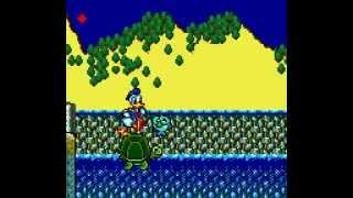 The Lucky Dime Caper Longplay (Game Gear) [60 FPS]