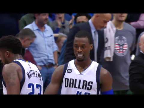 Harrison Barnes and Giannis Score CLUTCH Baskets to Send Game to OT