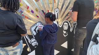 BLM Mosaicli Mural