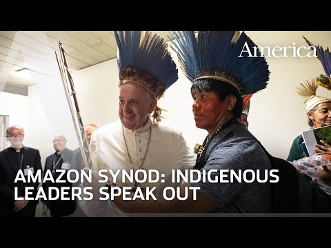 The Amazon Synod: Indigenous Leaders Speak Out | Developing Story