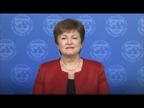 IMF's Georgieva: COVID-19 Economic Outlook Negative, But Rebound in 2021